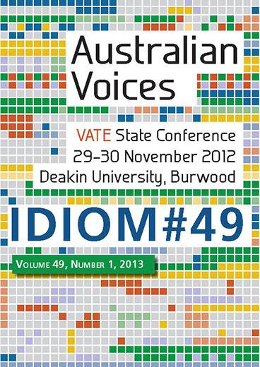 Idiom V49 n1