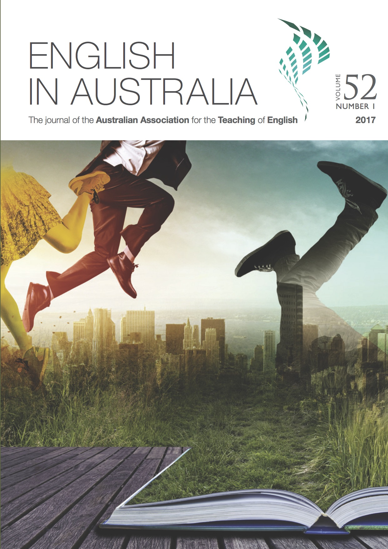 English in Australia Vol 52 No 1 2017